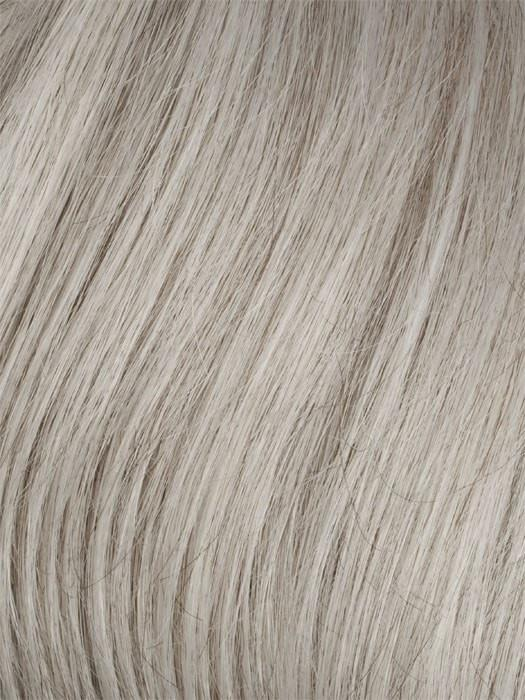 SILVER MIST | Lightest Grey with White Highlights all over