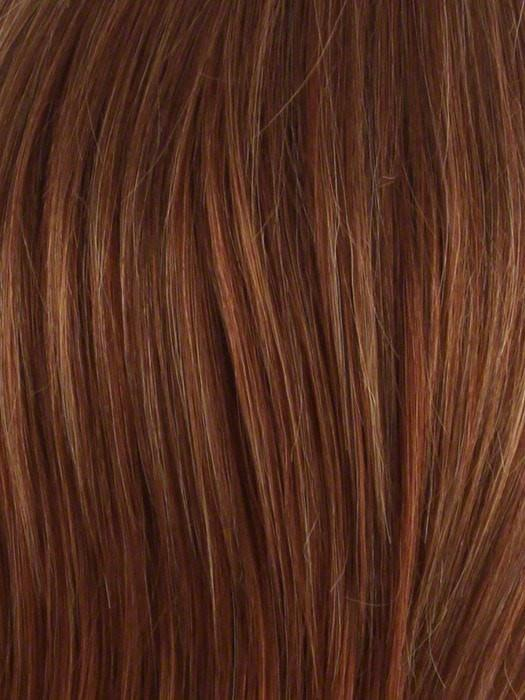LIGHTER-RED | Irish Red with subtle Blonde highlights