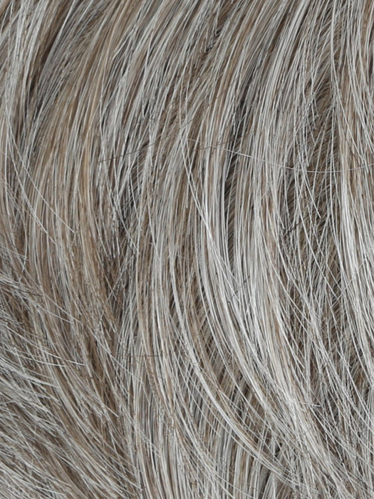 M51S | Light Ash Blonde With 50% Grey Blend