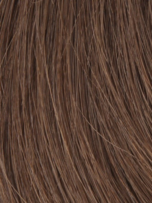 T27/6 MARBLE BROWN | Dark Brown Blended with Light Brown, Blonde, Red Tones, Brown, Blonde, Red Tip