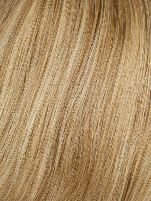 GINGER BLONDE | Golden Blonde with Subtle Highlights