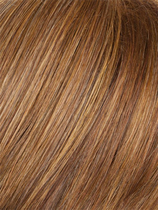 L30/27H AUBURN MIST | Medium Reddish Brown with Subtle Copper Highlights