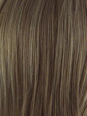 MOCHA-FROST | Light Brown blended with Golden Blonde