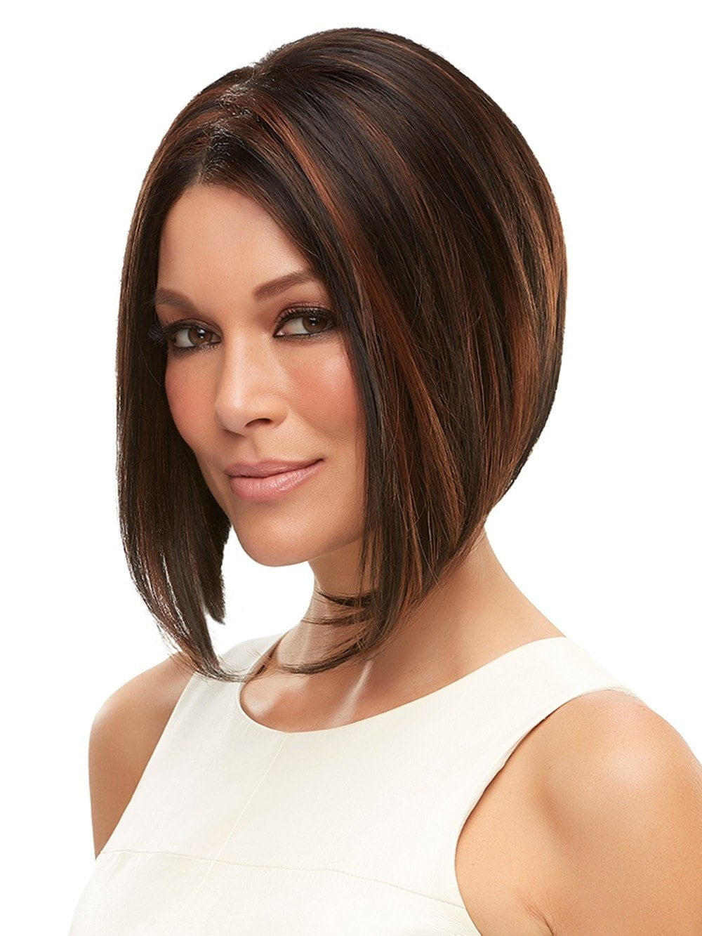 Lace Front with single Monofilament Cap
