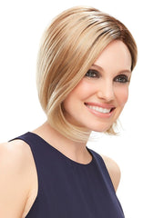 Angled bob cut, with Smart Lace Front hairline and invisible monofilament cap