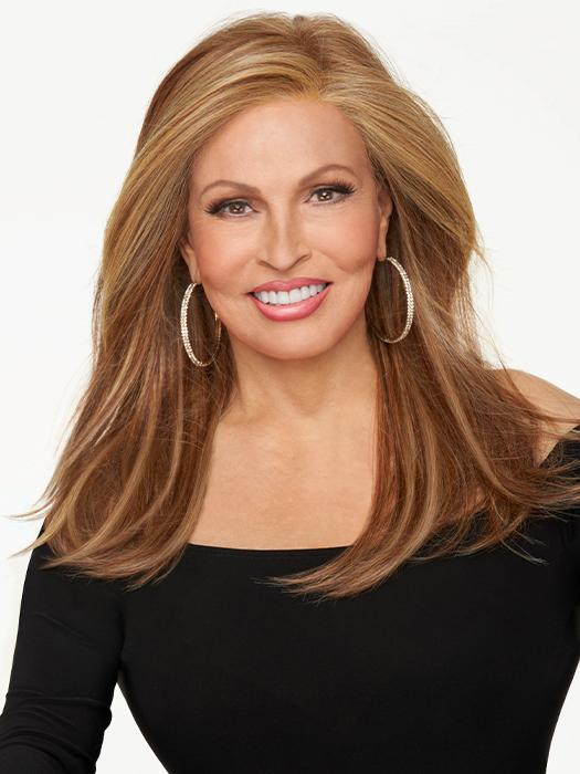 MESMERIZED by Raquel Welch in RL29/25 GOLDEN RUSSET | Ginger Blonde Evenly Blended with Medium Golden Blonde