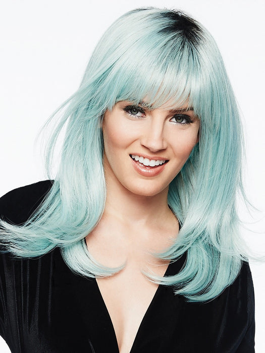 From the runways to salons and now to your home, great colored wig