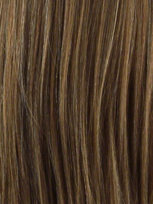 P2217 | Piano Color. Light Brown, Platinum Orangish Blonde Mix