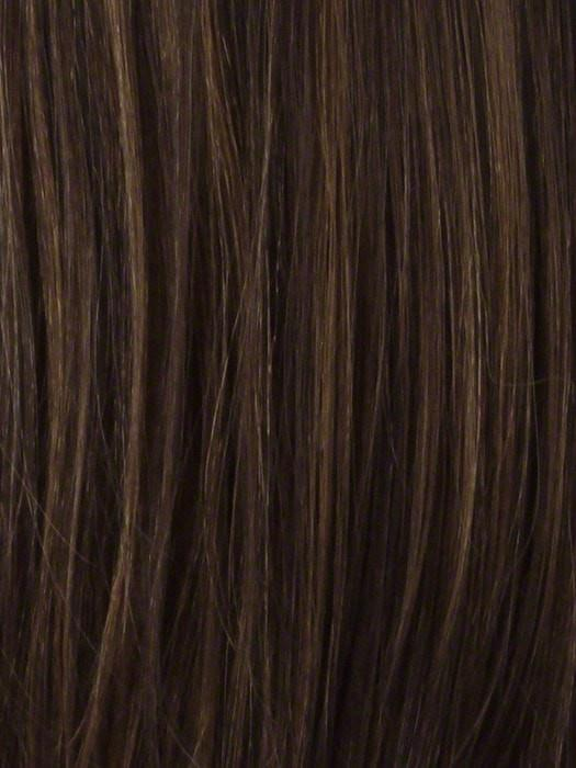 P4/27 | Piano Color. Medium Dark Brown with Honey Blonde