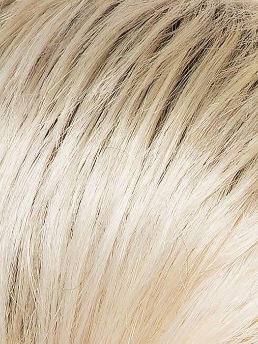 PLATIN BLONDE ROOTED | Pearl Platinum, Light Golden Blonde, and Pure White Blend