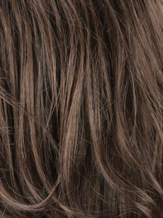 R14/8H | Golden Brown with Dark Blonde Highlights on Top
