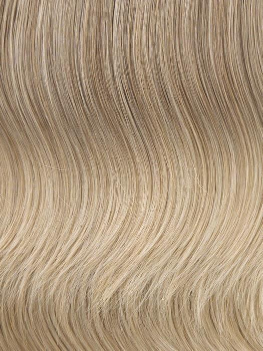 R14/88 GOLDEN WHEAT | Dark Blonde Evenly Blended with Pale Blonde Highlights