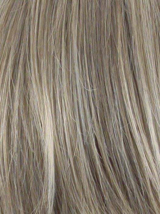 R1621S GLAZED SAND |  Honey Blonde with Ash highlights on top
