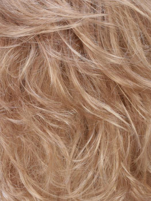 R20F | Light Auburn/Golden Blonde Frost
