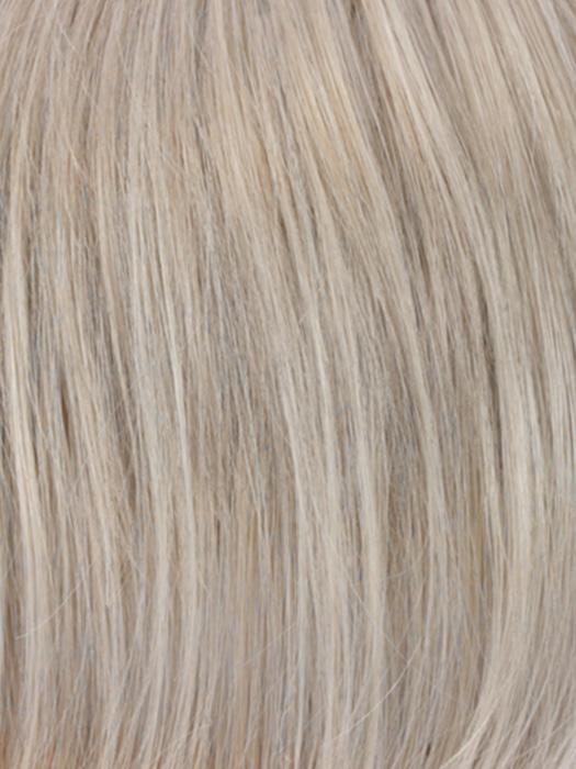 R25LF123 | Dark Gold Blonde Lightening to Platinum Mix in Front