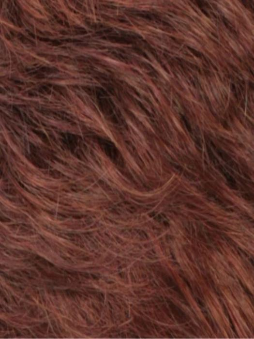 RH31 | Dark Auburn with 3 Red Tones