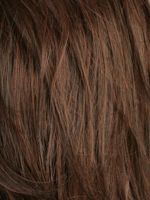 R32F | Dark Brown and Dark Auburn Frost
