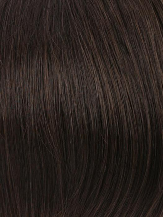 R4/8 | Dark Brown Blended With Golden Brown