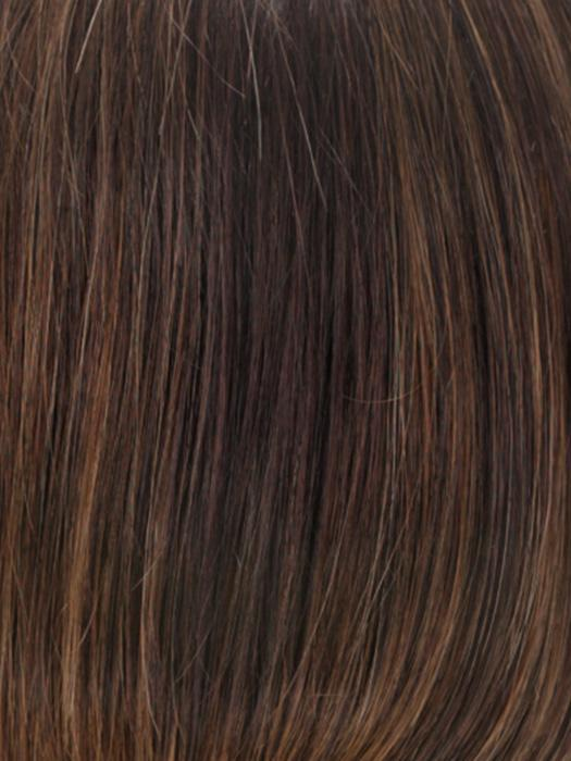 R6/28F | Chestnut Brown w/Red Frost