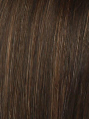 R6/30H CHOCOLATE COPPER | Dark Medium Brown Evenly with Medium Auburn Highlights