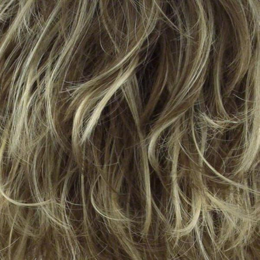 RH12/26RT4 | Light Brown with Golden Blonde and Dark Brown Roots