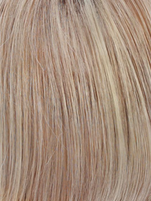 RH1488M | Dark Blonde with Lightest Blonde Highlights