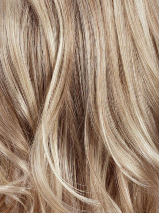 RH1488 | Dark Blonde with Lightest Blonde Highlights