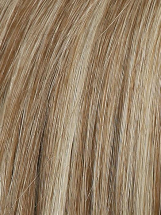 RL14/22 SHADED WHEAT | Dark Blonde Evenly Blended with Platinum Blonde and Dark Roots