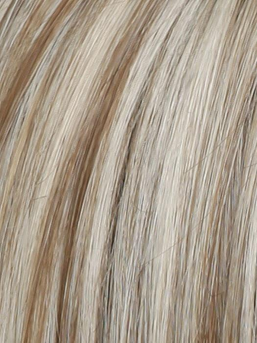 RL19/23 BISCUT | Light Ash Blonde Evenly Blended with Cool Platinum Blonde