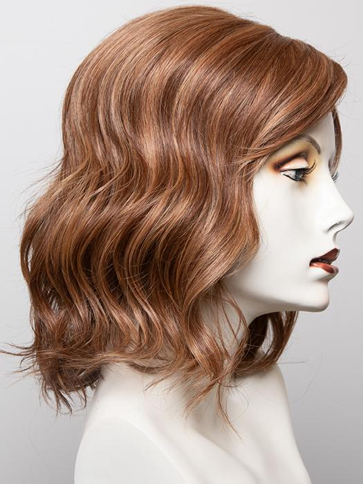 RL30/27 RUSTY AUBURN | Medium Auburn Evenly Blended with Strawberry Blonde