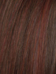 RL33/35 DEEPEST RUBY | Deep Auburn Evenly Blended with Ruby Red