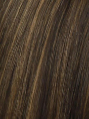 RL6/28 BRONZE SABLE | Medium Brown Evenly Blended with Medium Ginger Blonde