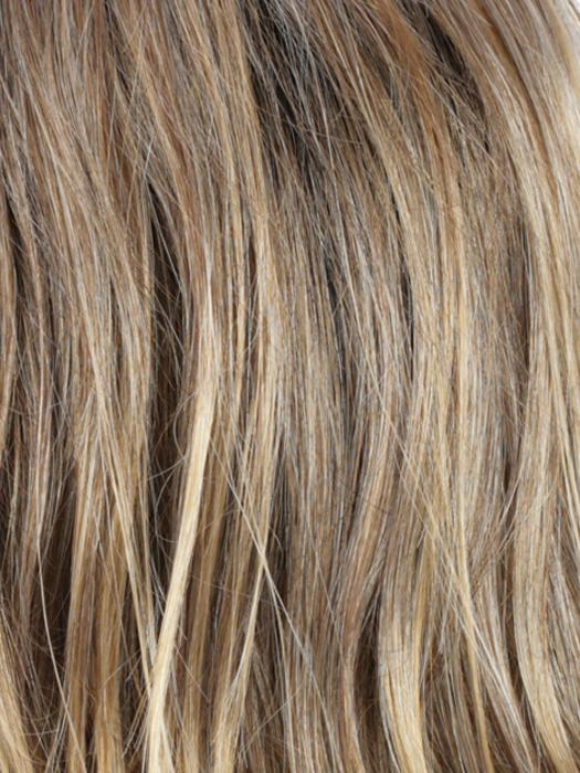ROM6240RT4 | Golden Brown Base with a Subtle Graduation to Copper Blonde