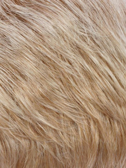 R613/27 | Light auburn Blended with Pale Blonde