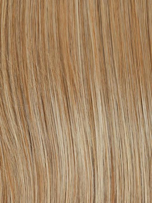 RL14/22 PALE GOLD WHEAT | Warm Reddish Blonde With Light Blonde Highlights
