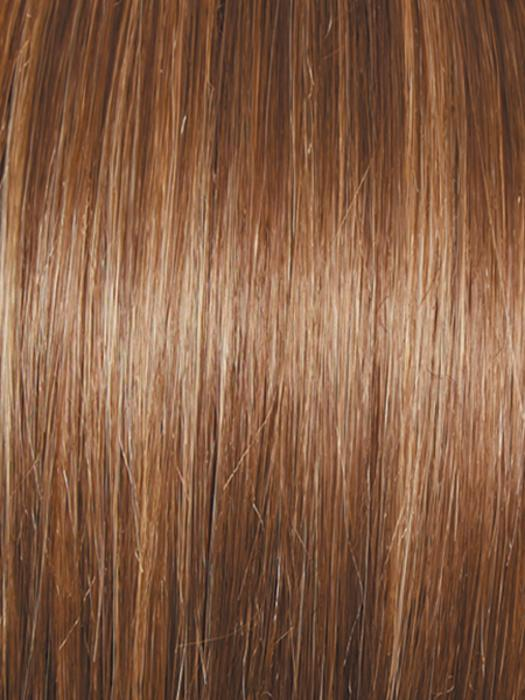 R12/26H HONEY PECAN | Light brown with subtle cool highlights