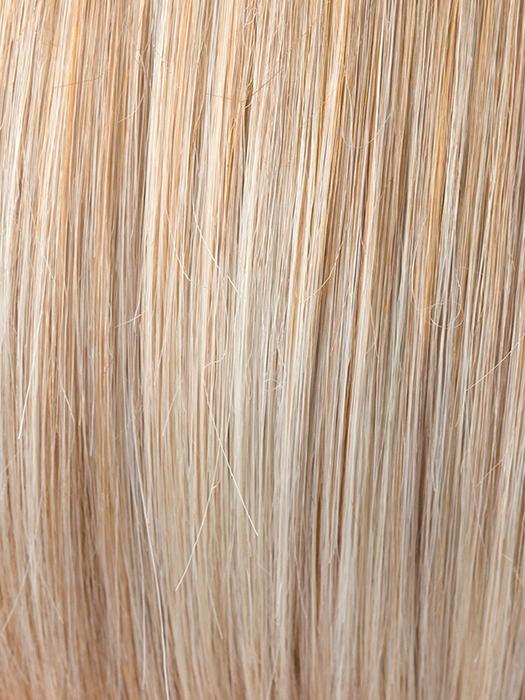 VANILLA-LUSH | Bright Copper and Platinum Blonde Evenly Blended and Tipped with Platinum Blonde