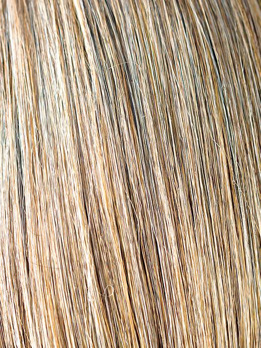 HARVEST-GOLD | Medium Brown and Dark Gold Blonde evenly blended