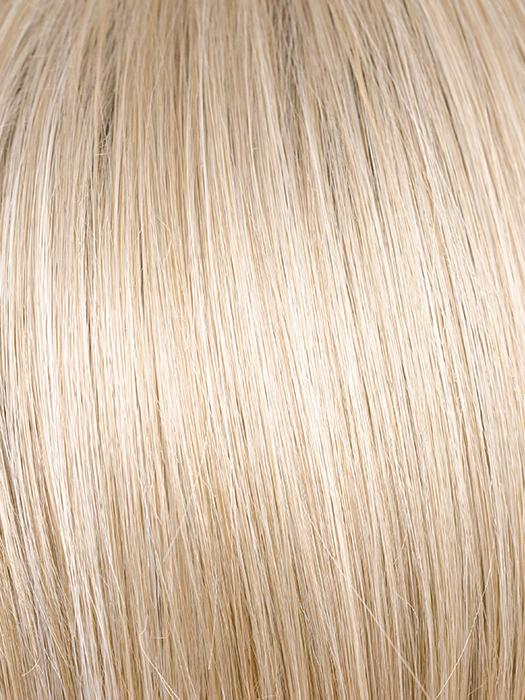 CREAMY-BLONDE | Platinum and Light Gold Blonde evenly blend
