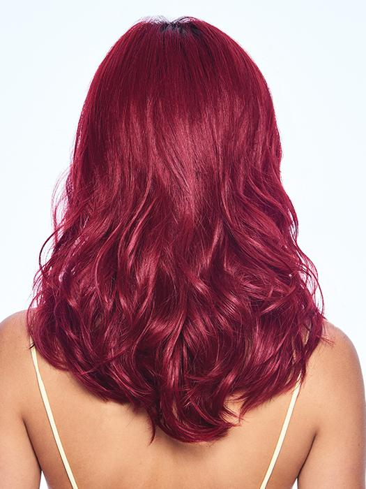 POISE & BERRY by HAIRDO | POISE & BERRY | Cranberry Red and Deep Red