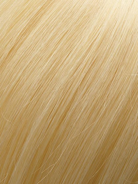 613RN WHITE CHOCOLATE NATURAL | Pale Natural Gold Blonde (Human Hair Renau Natural)