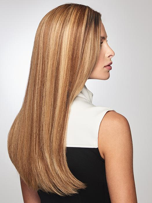 Coverage that gives you the long, full hair you've always wanted.