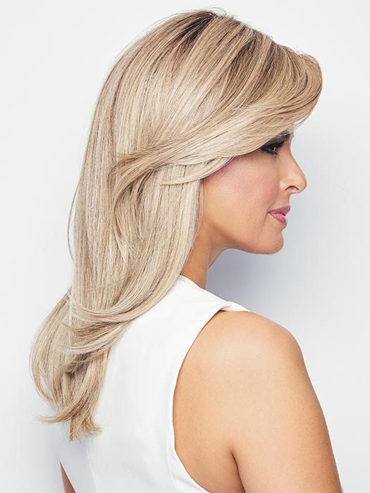SPOTLIGHT by RAQUEL WELCH in RL17/23SS ICED LATTE MACCHIATO | Honey Blonde shaded with Cool Blonde