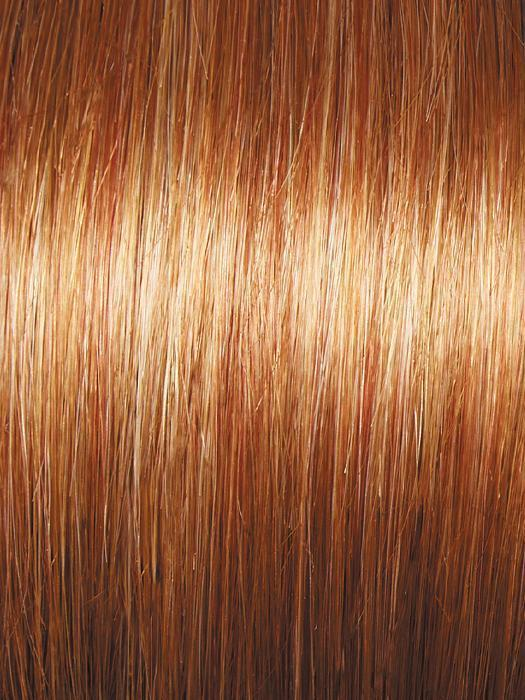RL29/33SS ICED PUMPKIN SPICE | Strawberry Blonde shaded with Dark Red-Brown