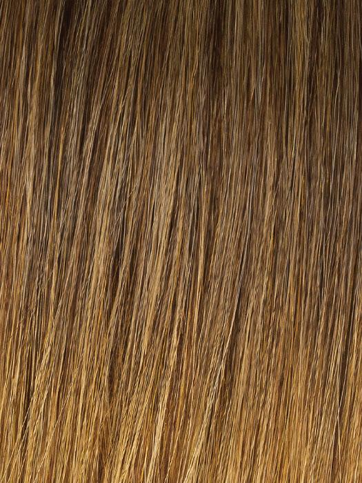 R1416T = BUTTERED TOAST: Dishwater or Mousey Blonde with sun kissed highlights