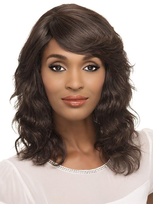 DIVA by Vivica Fox in NATURAL | Uncolored Off Black