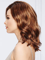 Synthetic Hair Fiber – Ready-to-wear, pre-styled and designed to look and feel like natural hair.