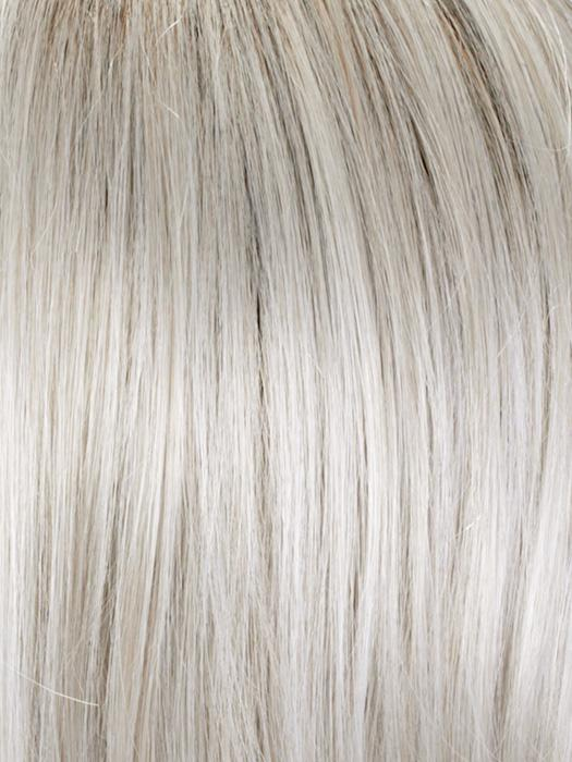 SILVERSUNRT8 | ICED BLONDE WITH SOFT SAND & GOLDEN BROWN ROOTS