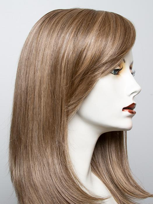 RL10/22SS SHADED ICED CAPPUCCINO | Light Brown shaded with Medium Blonde