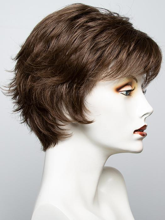 SS8/12 ICED MOCHA | Medium Brown shaded with Dark Blonde